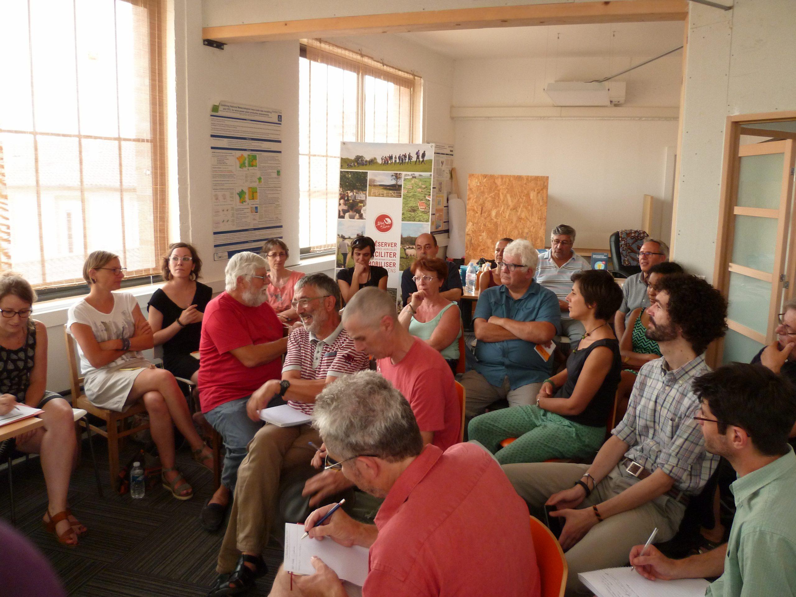 Nouveau : un groupe local Terre de Liens dans l'agglomération toulousaine