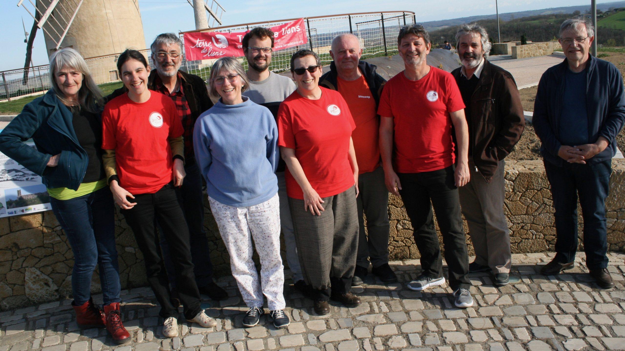 Candidatures au Conseil d'administration Terre de Liens Midi Pyrénées pour 2021
